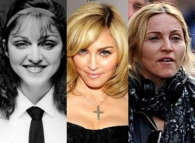Nhung khoanh khac xau - dep cua Madonna hinh anh