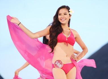 A hau Kieu Khanh thi Miss World 2010 hinh anh