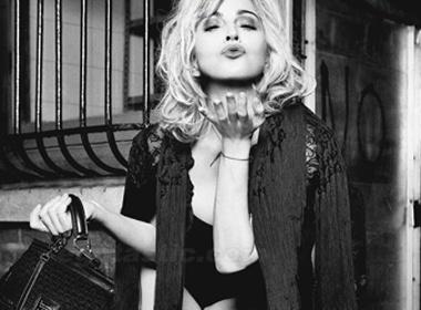 Madonna - 'Mieu nu' tuoi ngu tuan hinh anh