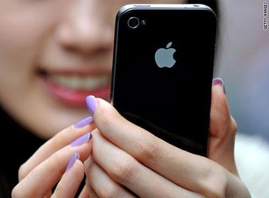iPhone 4 de vo hon so voi cac doi iPhone cu hinh anh