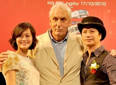 Do Hai Yen hoi ngo dao dien 'Nguoi My tram lang' hinh anh