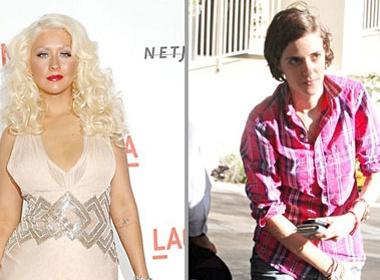 Christina Aguilera hen ho tinh cu cua Lindsay? hinh anh