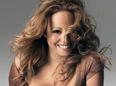 Mariah Carey sap co con trai hinh anh