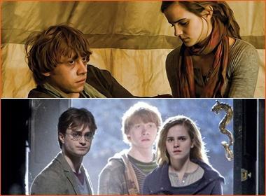 Hinh anh an tuong cua 'Harry Potter' hinh anh