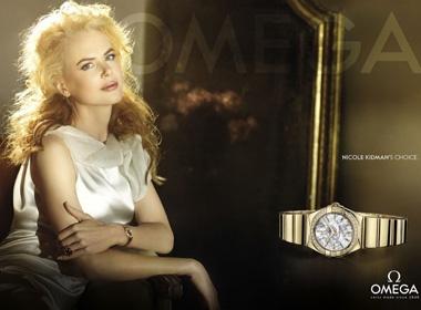Nicole Kidman rang ngoi trong quang cao moi hinh anh