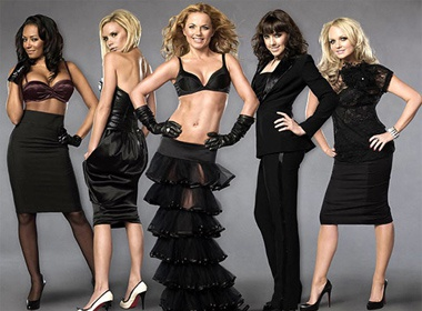 Spice Girls tai hop trong Olympic 2012? hinh anh