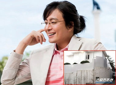 Lo dien biet thu xa xi moi cua Bae Yong Joon hinh anh