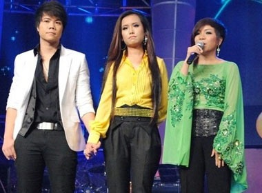 Dinh Manh Ninh duoc My Tam 'cuu' nhiet tinh hinh anh