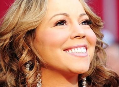 Mariah Carey chi 'nghen' hoa qua hinh anh