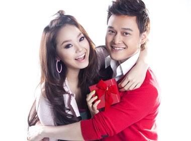 Quang Vinh - Minh Hang tinh tu don Noel hinh anh