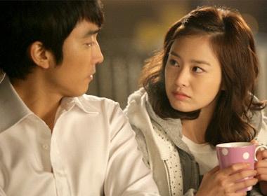 Song Seung Hun hen ho Kim Tae Hee hinh anh