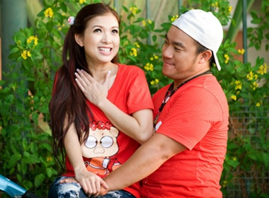 Phi cuoi voi clip Hieu Hien hat nhep Pham Thanh Thao hinh anh