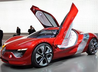 10 xe concept cua nam 2010 hinh anh