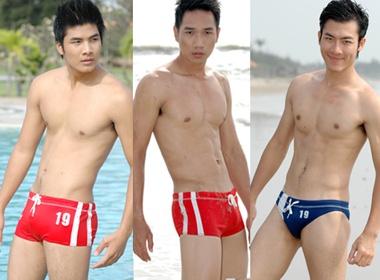 5 chang trai co body dep nhat Mister Viet Nam 2010 hinh anh