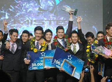 Le Khoi Nguyen dang quang Mister Viet Nam 2010 hinh anh