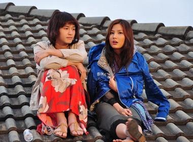 Huynh Anh - Diem My bi doi nuoc giua troi lanh hinh anh