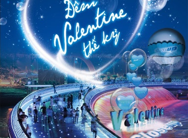 Dem Valentine the ky day cam xuc voi chuyen tinh xa hinh anh