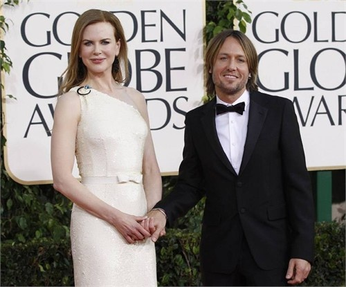 Nicole Kidman co them con gai! hinh anh