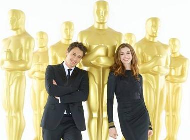 Anne Hathaway tao dang cung tuong vang Oscar hinh anh