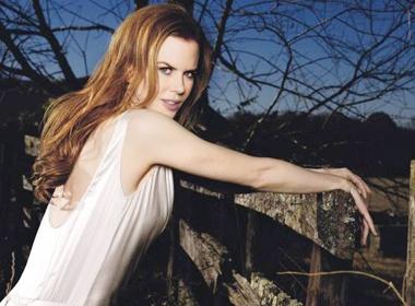 Nicole Kidman tim cam hung tu con cai hinh anh