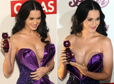 Katy Perry khoe nguc goi cam hinh anh