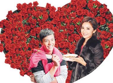 Thai Trac Nghien tiet lo Valentine dau voi tinh moi hinh anh