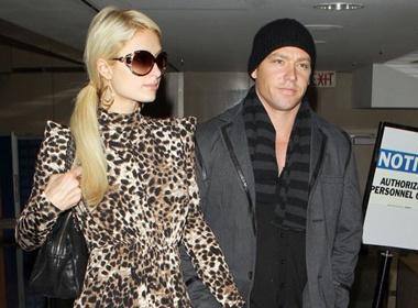 Paris Hilton sap lay chong? hinh anh