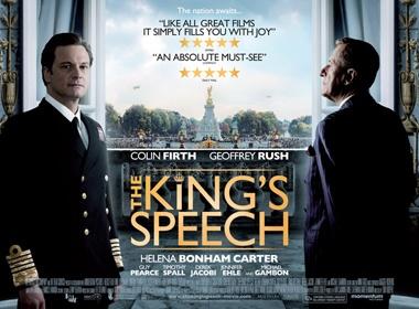 'The King's Speech' chien thang o Oscar hinh anh