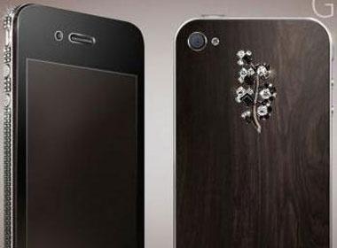 'Tuyet tac' iPhone 4 gan kim cuong den danh cho phai dep hinh anh