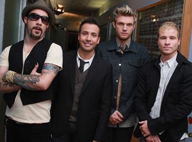 Nghe fan Backstreet Boys 'nhai' than tuong hinh anh
