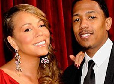 Mariah Carey suyt sinh con dung vao sinh nhat hinh anh
