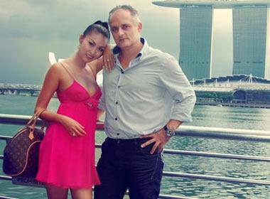 Ky nghi hanh phuc cua vo chong Phi Thanh Van hinh anh