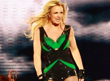 Britney Spears tam trong 'chat thai' hinh anh