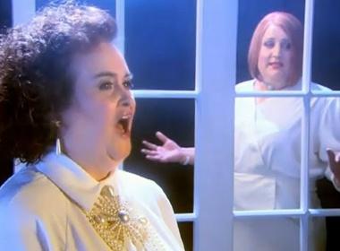 Phat sot voi ban song ca cua Susan Boyle hinh anh
