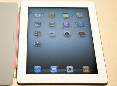 Doanh so iPad 2 bi anh huong do thieu linh kien hinh anh