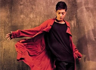 Kim Hyun Joong tiet lo album dau tay hinh anh