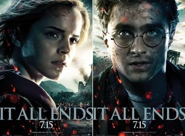 Trailer hoanh trang cua 'Harry Potter' phan cuoi hinh anh