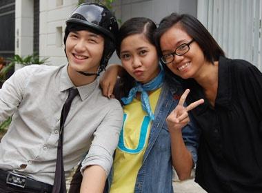 Tuong Vy va Don Nguyen bi nham la anh em sinh doi hinh anh