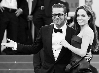 Angelina Jolie: 'Brad Pitt rat dan ong' hinh anh