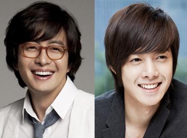 Kim Hyun Joong tiet lo tinh ban than thiet voi Bae Yong Joon hinh anh