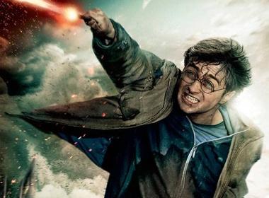 Man nhan voi chum poster moi cua 'Harry Potter' hinh anh