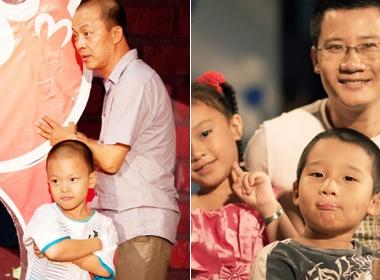 Con trai Duc Hai va Hoang Bach thi Do Re Mi 2011? hinh anh