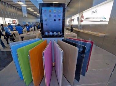 95% may tinh bang truy cap Internet la iPad hinh anh