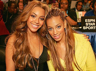 Beyonce mua ca tu giay mung sinh nhat em gai hinh anh