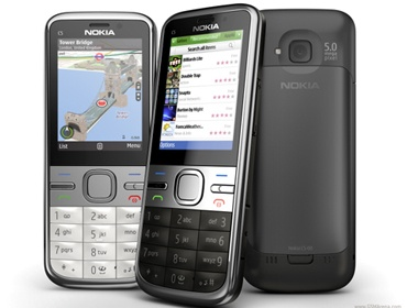 Nokia lang le ra mat C5 voi may anh 5 'cham' hinh anh