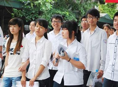 Goi y dap an Hoa thi dai hoc khoi A 2011 hinh anh