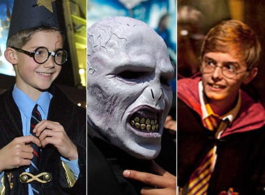 Anh an tuong cua fan 'Harry Potter' hinh anh