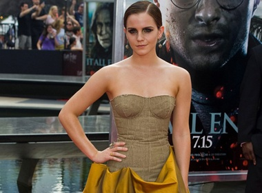 Emma Watson sanh dieu tren tham do My hinh anh