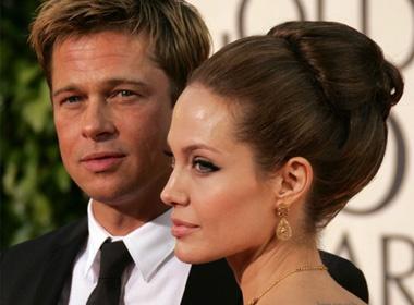 Brad Pitt sap ket hon cung Angelina Jolie hinh anh