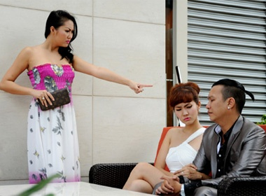 Phi Thanh Van chan 'kiep chong chung' hinh anh